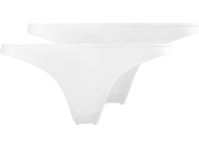 Odlo The Invisibles String 2-Pack Damen white